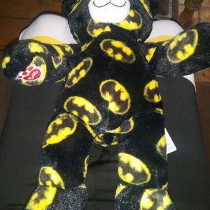 "Build a Bear Batman Superhero Teddy 16"" for Sale in Manhattan Beach, CA"