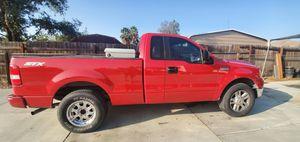 2005 ford f150 6 cilindros 4.2 motor y trasmisión trabajan super bien for Sale in Perris, CA