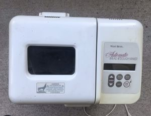 West Bend Bread Maker for Sale in Chino Hills, CA