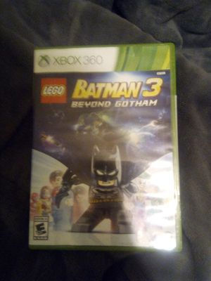 Xbox 360 Batman game for Sale in Imperial, MO