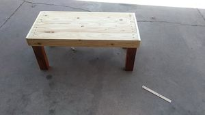 Hand made coffee table for Sale in Wichita, KS