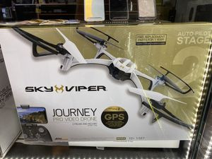 SKY VIPER DRONE with GPS (FINANCE AVAILABLE) for Sale in Fontana, CA