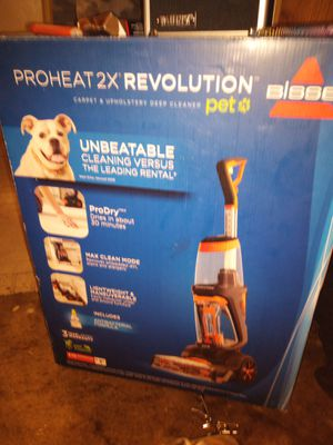 Bissell Carpet & Upholstery Cleaner for Sale in Wichita, KS