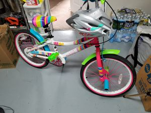 Little Miss Matched 20 inch Girls Bike for Sale in Midlothian, VA