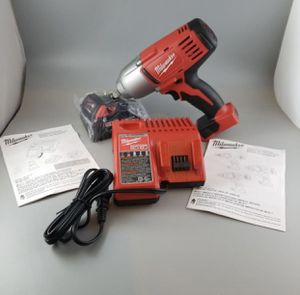 Milwaukee 1/2'' High-Torque Impact Wrench for Sale in SUNNY ISL BCH, FL