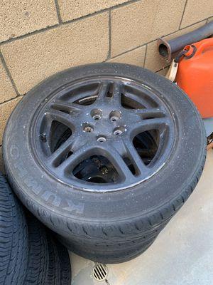 02-05 Subaru WRX OEM Wheels for Sale in Commerce, CA