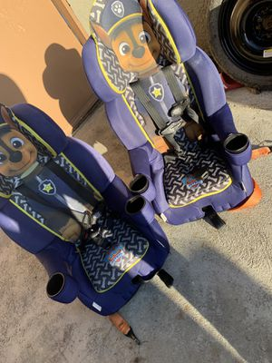 Paw patrol car seats for Sale in Carson, CA