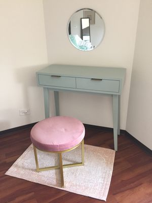 Two drawer console table. for Sale in Chicago, IL