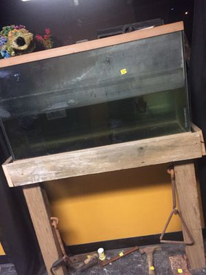 Wooden Fish Tank for Sale in Columbia, TN
