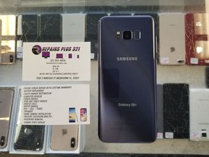 Unlocked Purple Galaxy S8 Plus 64gb for Sale in Melbourne, FL