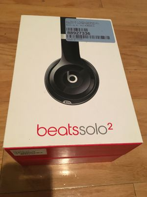 Beats by Dre solo 2 for Sale in Tampa, FL