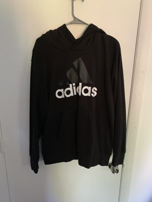 Adidas hoodie size. L for Sale in Hollywood, FL