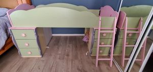 Twin size bed girl for Sale in Perris, CA