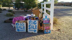 Yardsale leftovers for Sale in Chandler, AZ
