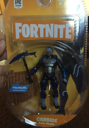 Fortnite action figures $25 a piece or $40 for both for Sale in Chandler, AZ