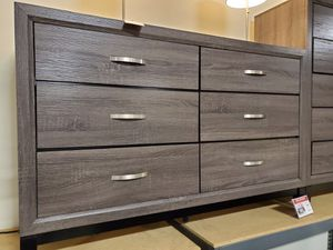 Dresser, Distressed Grey for Sale in Santa Ana, CA