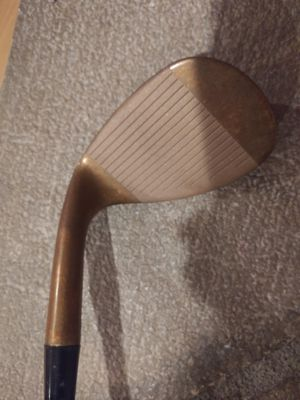 Spalding copper 56 degree right handed golf club for Sale in Lake Forest Park, WA