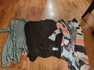 Maternity Cardigans Size large for Sale in Addison, IL