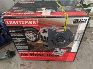 Retractable Air Hose Reel for Sale in Brookline, MA