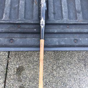 Easton wooden baseball bat for Sale in Orting, WA