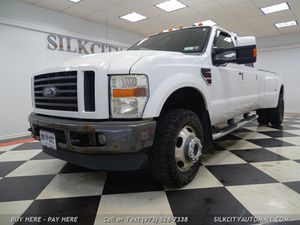 2008 Ford F-350 SD FX4 Crew Cab 4x4 Dually Diesel for Sale in Paterson, NJ