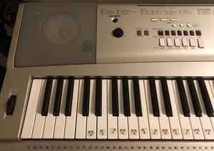 YAMAHA YPG-235 (KEYBOARD, PIANO, MUSICAL INSTRUMENT, BAND👇👇👇👇PLEASE READ!!!KEYBOARD ONLY!!! for Sale in Katy, TX