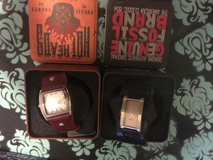 Fossil watches for Sale in Grosse Pointe Farms, MI
