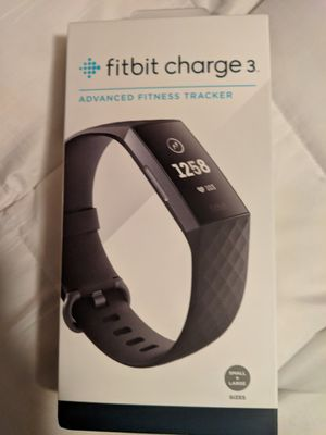 Fitbit charge 3 for Sale in Bartow, FL