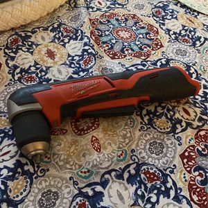 Milwaukee M12 Right Angle Drill for Sale in Fresno, CA