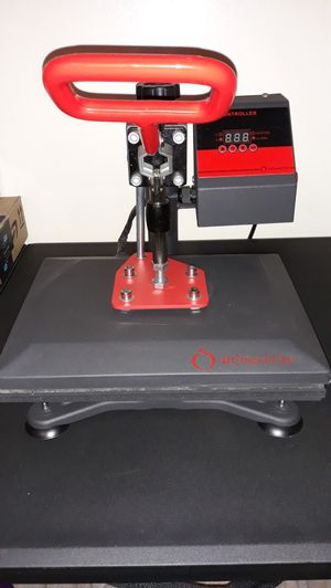 Heat press machine for Sale in Los Angeles, CA