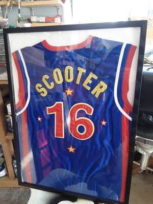 Harlem Globetrotters sighned Jersey for Sale in Wenatchee, WA