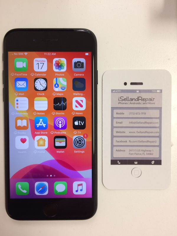 iPhone 7 32GB Verizon/UNLOCKED