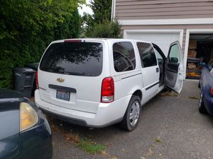 2006 Chevy Uplander Extended Passenger Minivan for Sale in Seattle, WA