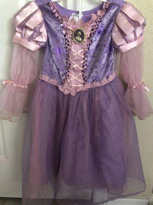 Disney Rapunzel dress ~ size 3 for Sale in Phoenix, AZ
