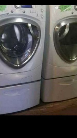 Like new. appliances refrigerator* washer* Dryer* stackable * Diswasher*stove financing available 21639 pacific hwy S Des Moines wa for Sale in Des Moines, WA