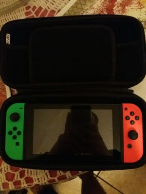 Nintendo Switch with Mario game!!! for Sale in Los Angeles, CA