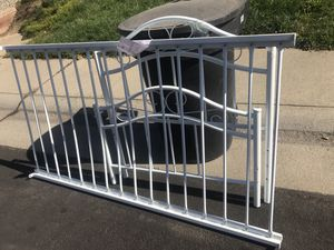 FREE Twin bed frame curbside for Sale in Roseville, CA