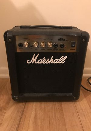 Guitar Amp Marshall for Sale in New York, NY