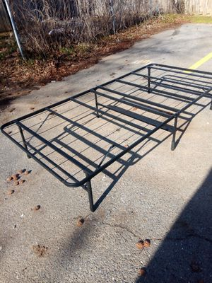 X Large Twin size bed frame for Sale in Hyattsville, MD