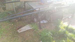 Wood rack ladder rack for Sale in Renton, WA