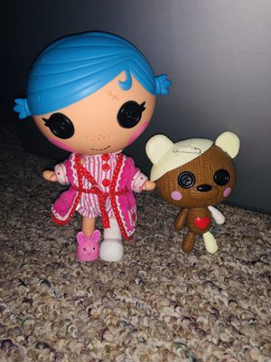 Small Lalaloopsy dolls for Sale in Alafaya, FL