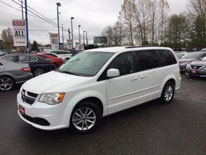 2014 Dodge Grand Caravan for Sale in Lynnwood, WA