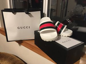 Gucci Slides for Sale in Everett, WA