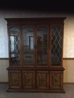 Coffee table and china cabinet for Sale in Spring Hill, FL