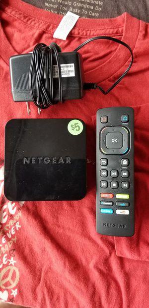 Netgear NeoTv for Sale in Montesano, WA