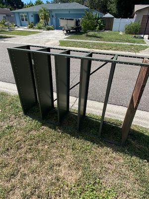 FREE- Garage/ Storage Shelves for Sale in Dunedin, FL