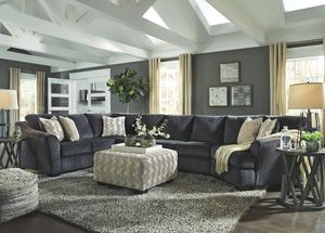 Ashley Furniture Oversized Accent Ottoman for Sale in Garden Grove, CA