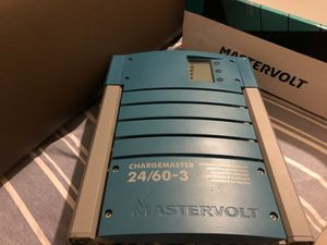 MasterVolt ChargeMaster Plus Automatic Boat Charger for Sale in Hollywood, FL
