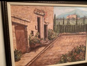 Wall art painting framed for Sale in Orlando, FL