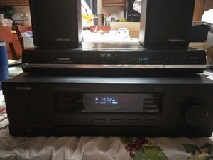 Sherwood/Toshiba entertainment system for Sale in Glendale, AZ